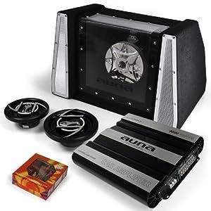 car set hockenheim impianto audio auto sistema completo. Black Bedroom Furniture Sets. Home Design Ideas