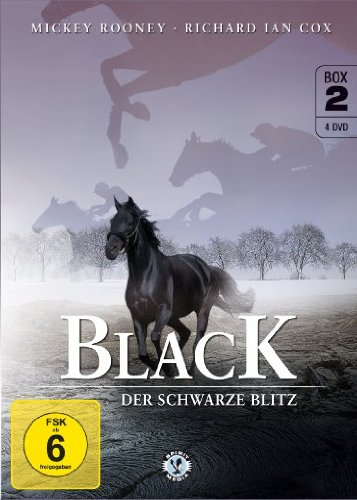 Black - Der schwarze Blitz DVD 2