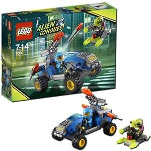 Lego Alien Conquest Alien Defender - 7050