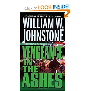 Vengeance In The Ashes by