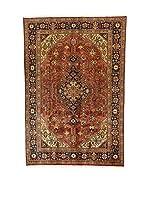 Eden Carpets Alfombra M.Tabriz Marrón/Multicolor 290 x 198 cm
