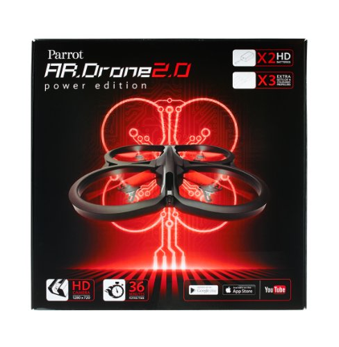 parrot ar drone power edition review with Parrot Ardrone 20 Power Edition Quadricopter 2 Hd Batteries 36 on Parrot pf721006 parrot drone 2 0 power further Air Hogs Rc Axis 400x Rc Helicopter Vehicle Black And Orange also The History Of Drones And Quadcopters additionally Propeller Set 4 For Ar Drone 2 0 Power Edition Orange together with Parrot Ar Drone 2 0 Elite Edition.