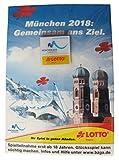 Lotto Bayern - München 2018 - Pin 20 x 20 mm