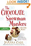 The Chocolate Snowman Murders (Chocoholic Mysteries, No. 8)