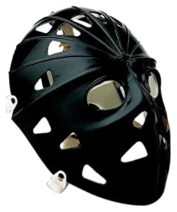 Mylec Pro Goalie Mask, Black