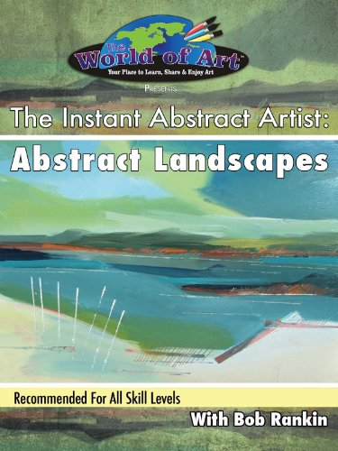 The Instant Abstract Artist: Abstracting Landscapes