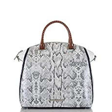 Large Duxbury Satchel<br>Grey Sierra
