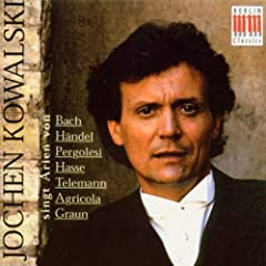 Jochen Kowalski singt Arien (Sings Arias)