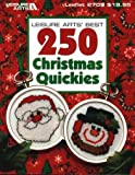 img - for Leisure Arts' Best 250 Christmas Quickies, Leaflet 2709 book / textbook / text book