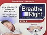 Breathe Right Nasal Strips Tan Strips...