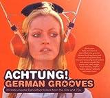 echange, troc Compilation, Walter Kubiczek - Archtung! German Grooves
