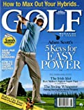 Golf Magazine [US] August2009 (単号)