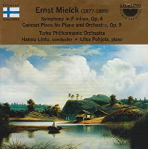 Mielck : Oeuvres orchestrales