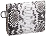 [イルフランジ] IL FLANGE パイソン革製 二つ折り財布 (0012) 00120072 NT (NT)
