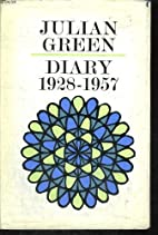 Julian Green Diary 1928 - 1957 (Selections)…