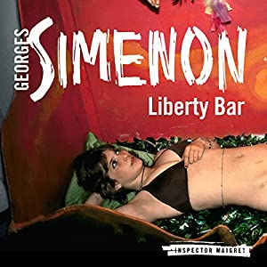 Liberty Bar Audiobook