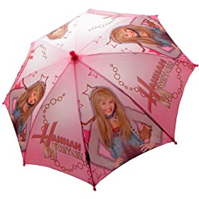 Hannah Montana 3d Guitar Umbrella, Rain slicker also available!