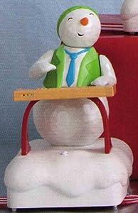 Hallmark Christmas XOX1004 Wireless Snowman Band - Keyboard Ken