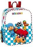 Cute Pocoyo Bag for Picnic or School Backpack