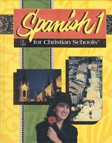 Spanish 1 for Christian schools