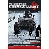 Voices From Hitler&amp;#39;s Army 2 Disc Set - Blitzkrieg, Luftwaffe, Waffen SS, U Boats, Russia - The Unholy War, Defending Berlin