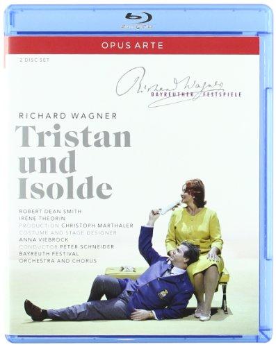 Tristan E Isolda (Peter Schneider) - Wagner - Blu Ray