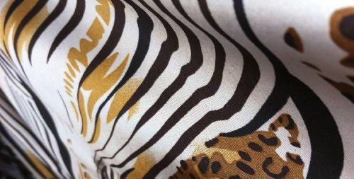 Zebra Print Accessories For Bedroom front-229263