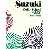 Suzuki Cello School Cello Part Vol 1by Dr Shinichi Suzuki