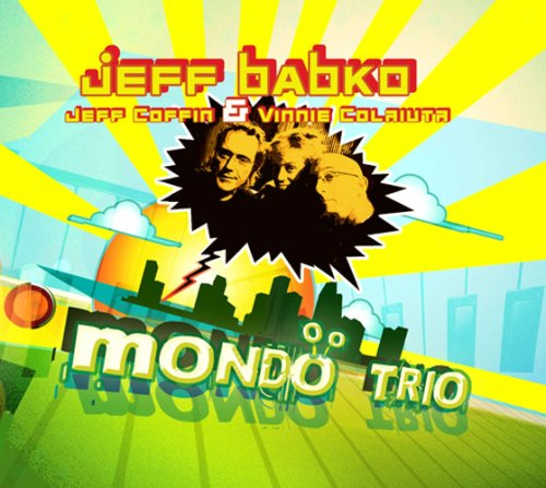 "Featured recording ""Mondo Trio"""