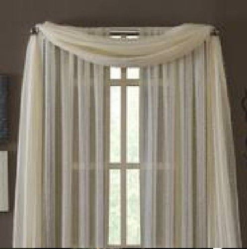 Window Blinds Up to 200cm Wide 12 Colours Privacy Roller Blind Voile Sheer
