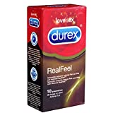 Durex RealFeel Condoms x10