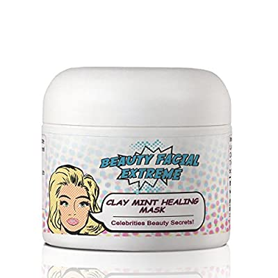 Best Cheap Deal for Beauty Facial Extreme Clay Mint Healing Mask by acne, acne treatment, acne scar removal, acne cleanser, acne spot treatment, acne face wash, acne cream, acne mask, acne.org, acnefree, acne treatment for teens, clarisonic, acne treatmen