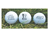 Christian Inspirational Golf Ball Set