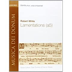 Lamentations, A5 (Musica dei Donum)
