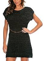 MADEMOISELLE LOLA Vestido Julia (Negro)