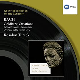 Goldberg Variations BWV988 (2008 Digital Remaster): Variation 3 - Canone all'unisono