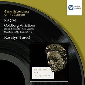 Goldberg Variations BWV988 (2008 Digital Remaster): Variation 8