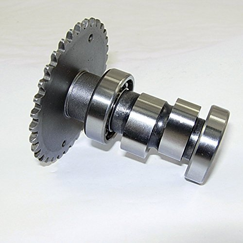 Wotefusi Brand New 50cc Performance Camshaft For GY6 50CC 139QMB 139QMA Scooter Moped Parts