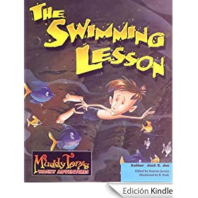 The Swimming Lesson (Muddy Tom's Wacky Adventures Book 3) (English Edition)
