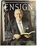 img - for Ensign Magazine, Volume 19 Number 8, August 1989 book / textbook / text book