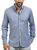 Signore Dei Mari Camisa Hombre Daniel (Azul)