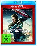 DVD & Blu-ray - The Return of the First Avenger - 3D + 2D [3D Blu-ray]