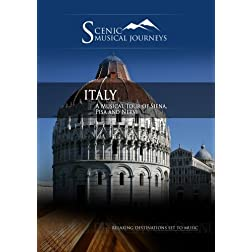 Naxos Scenic Musical Journeys Italy A Musical Tour of Siena, Pisa and Nervi