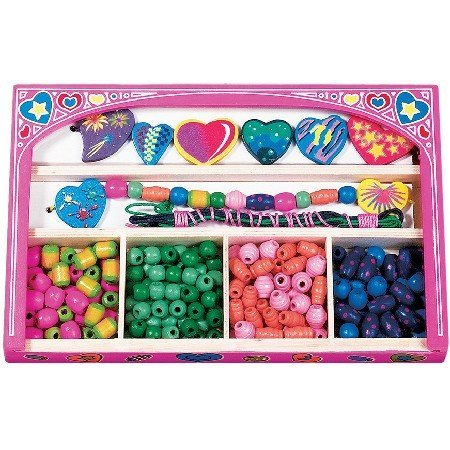 Melissa and Doug Sweet Hearts Jewelry Kit