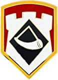111th Engineer Brigade CSIB - Combat Service Identification Badge