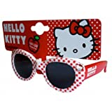 Hello Kitty Girls' Sunglasses red