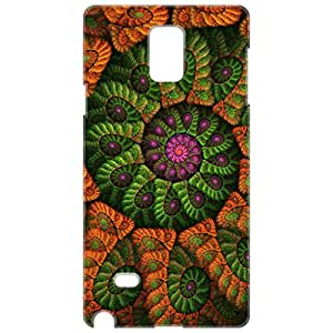 a AND b Designer Printed Mobile Back Cover / Back Case For Samsung Galaxy Note 4 (SG_N4_3D_1338)