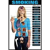 Harmful Effects of Smoking, Laminated Poster