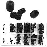 Neiko® 50484A Hex/Allen Head Socket Screw Assortment, Steel | 200-Piece Set