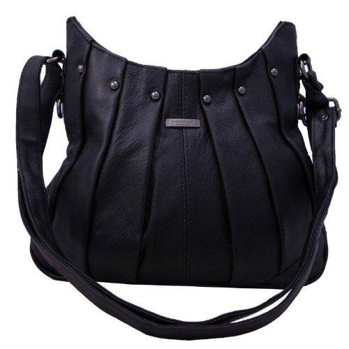 On Trend Ladies Leather Handbag Bag Latest Style